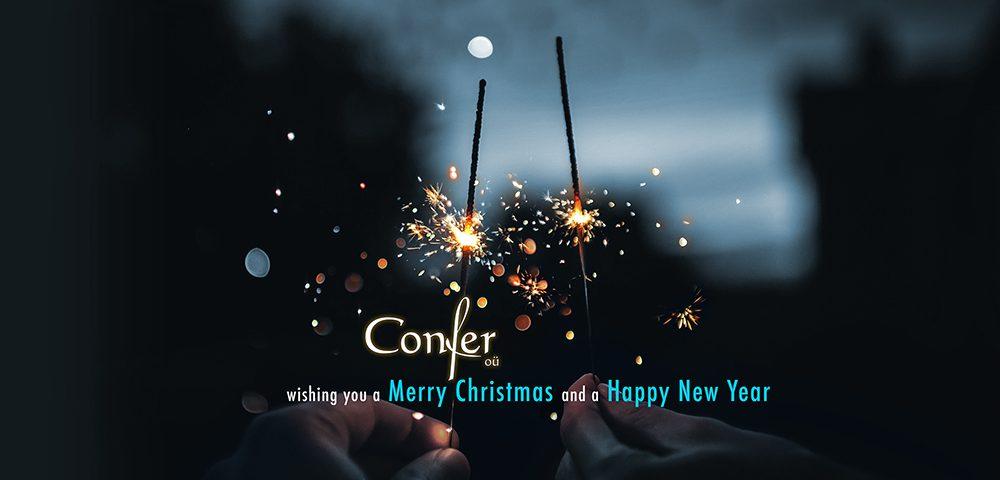 Confer Christmas card 2018