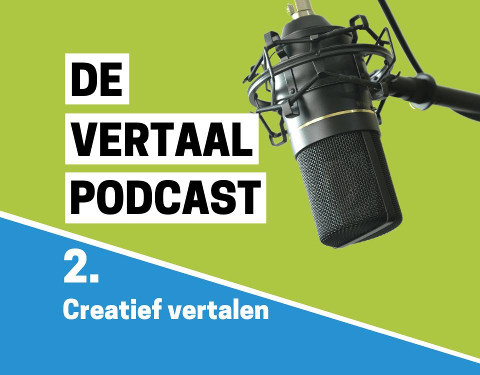Vertaalpodcast creatief vertalen