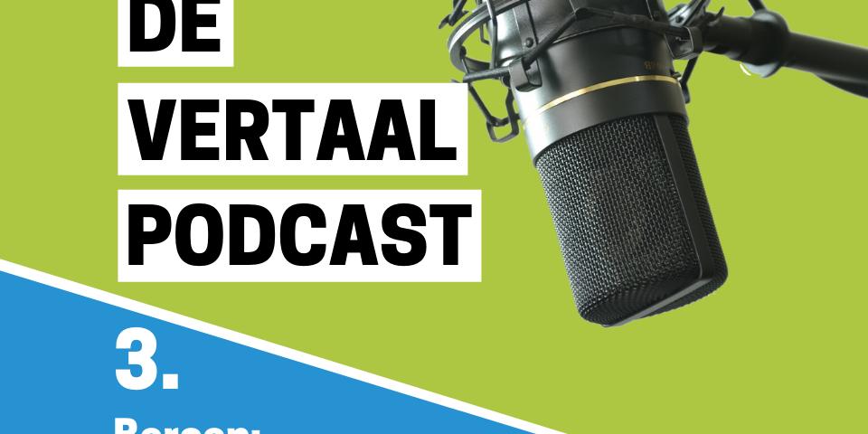 De Vertaalpodcast aflevering woordenboekmaker