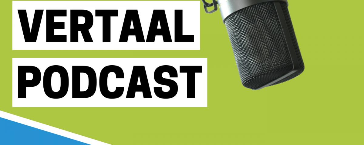 Logo De Vertaalpodcast aflevering 18 over Ergonomie